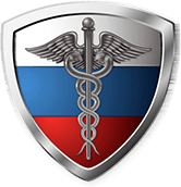 Логотоип центра медицинского осмотра №1