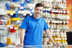 Медицинская книжка для продавцов промышленных товаров (промышленная торговля)
